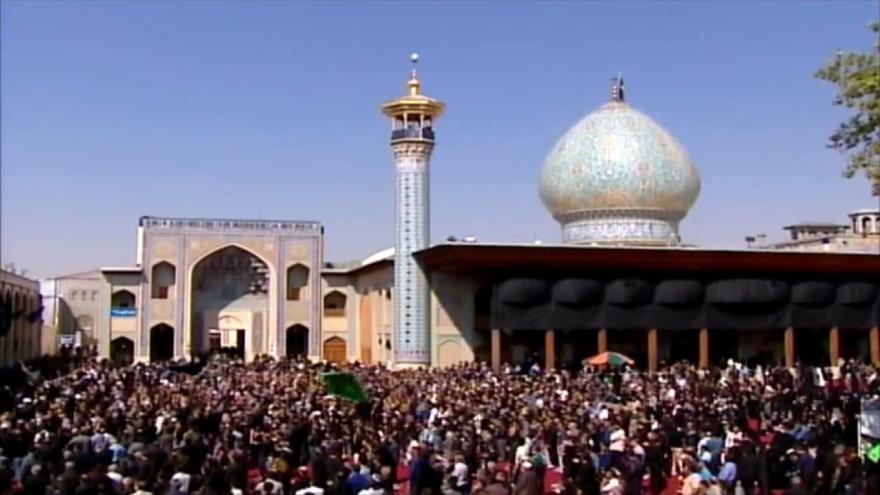 Los iraníes conmemoran el Día de Arbaín