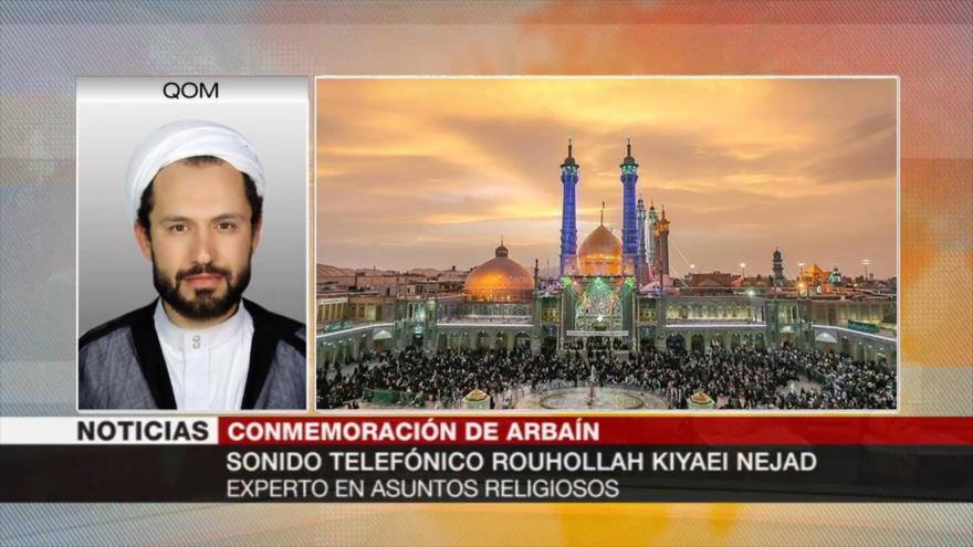 'Arbaín muestra que el mundo puede alcanzar unidad y paz'
