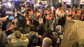 Día de Arbaín. Protestas en Cataluña. Violenta represión en Chile