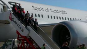 El vuelo más largo sin escalas aterriza en Sídney, 19 horas de viaje
