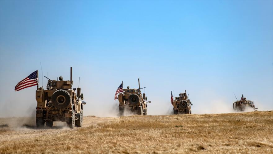 Fuerzas de EEUU abandonan su mayor base militar en norte de Siria