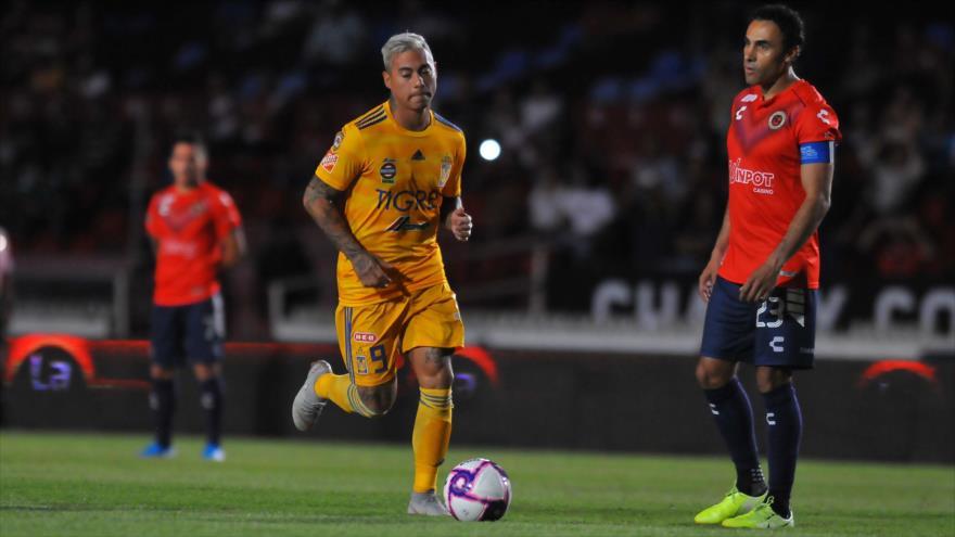 Hecho histórico: Veracruz se deja anotar dos goles contra Tigres