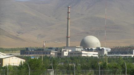 Irán: Circuito secundario del reactor de Arak operará en breve