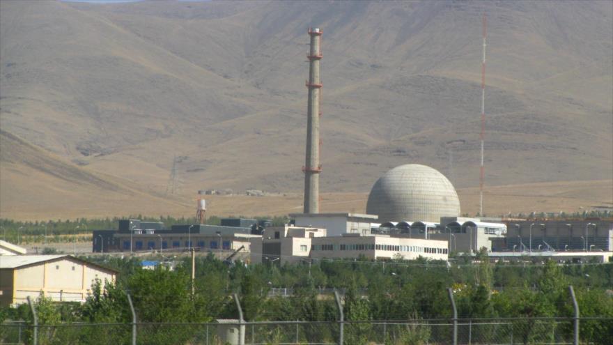 La instalación nuclear de Arak, en la provincia Markazi, centro de Irán.