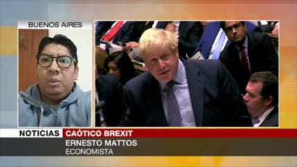 Mattos: Intereses británicos están centrados en una ruptura con UE