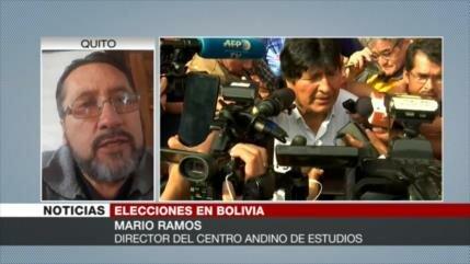 Ramos: Bolivianos nunca olvidarán logros del Gobierno de Morales