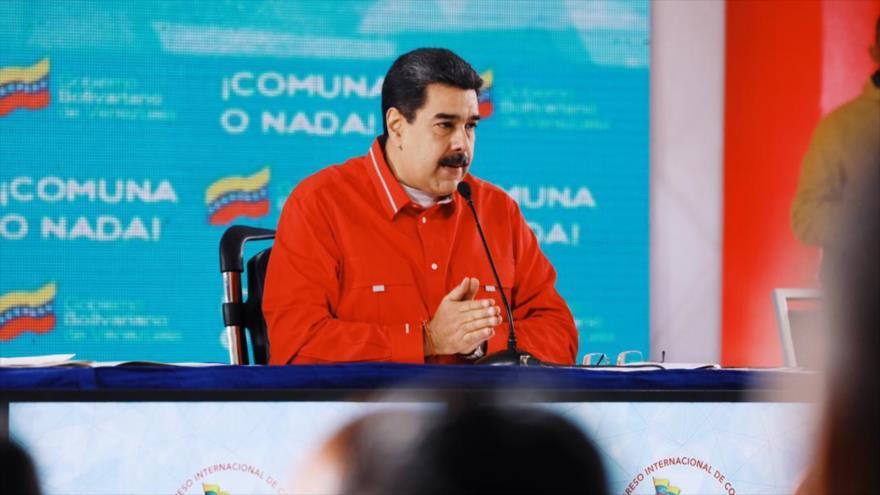 Maduro compara a Piñera con Pinochet por represión de protestas