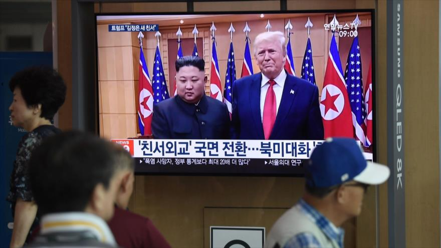 Pyongyang: EEUU sanciona a los países que no le obedecen   HISPANTV