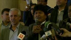 Elecciones de Bolivia. Represión en Chile. Protestas en Cataluña