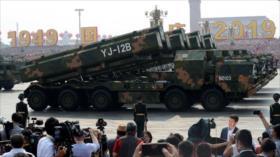 Pekín: Ninguna potencia impedirá reunificación de Taiwán con China