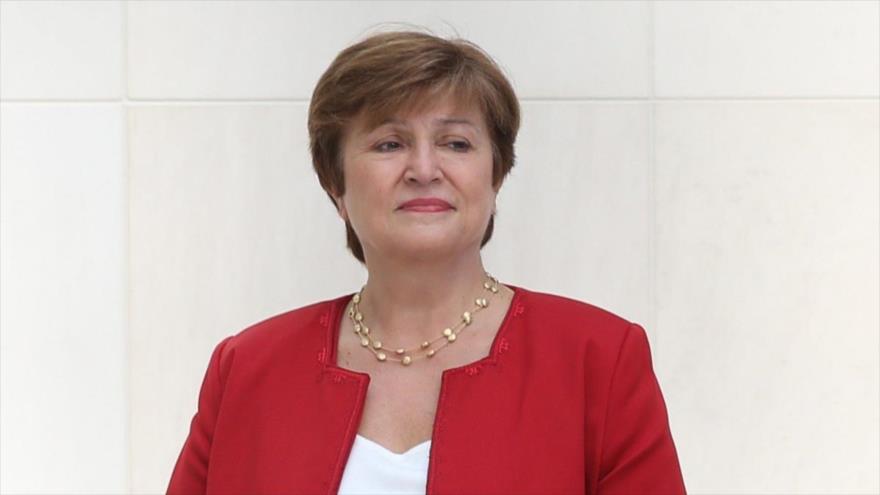 Nueva directora de FMI alerta de debilidad de la economía global | HISPANTV