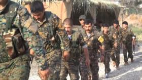 Los kurdos se retiran de la ciudad Ras Al-Ain en noreste de Siria