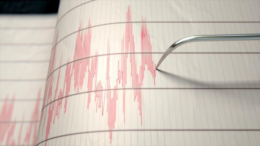 Un seísmo de 5,6 grades de magnitud sacude sur de Irán.