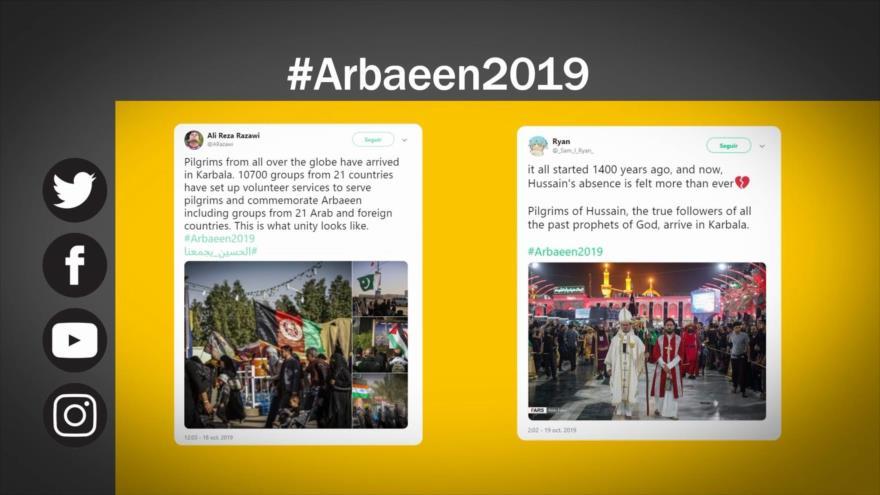 Etiquetaje: Arbaín 2019