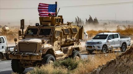 EEUU planea mantener tropas cerca de campos petrolíferos en Siria