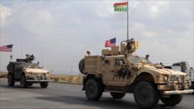 Convoy militar de EEUU llega al norte de Irak procedente de Siria