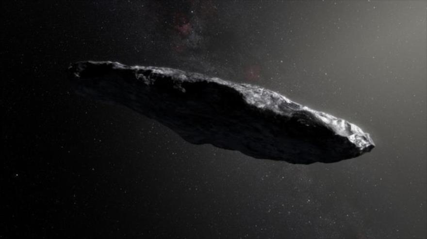 Estudio: Objetos interestelares podrían exportar vida desde Tierra | HISPANTV