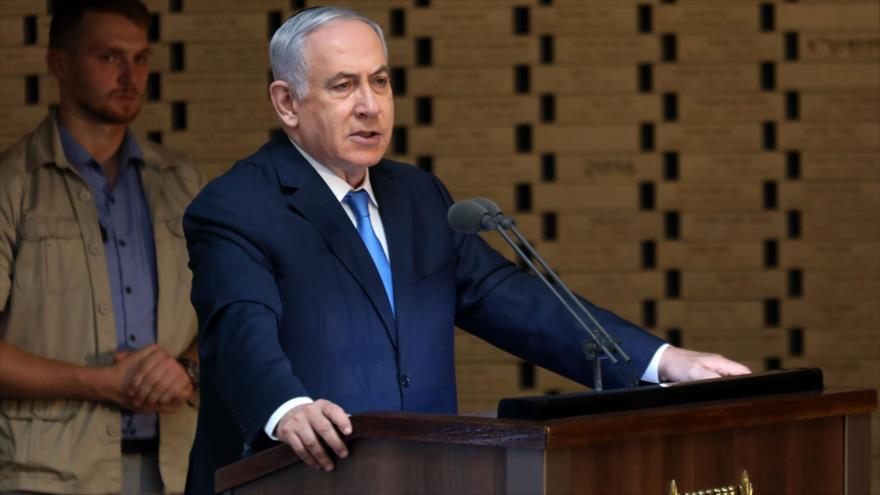 Netanyahu reconoce su fracaso en formar ejecutivo por segunda vez
