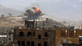 Nuevos bombardeos saudíes matan a cinco civiles en norte de Yemen