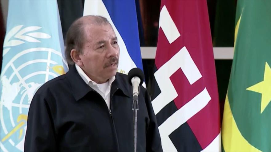 Daniel Ortega rechaza injerencia de Unión Europea en Nicaragua