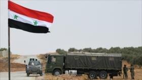Vídeo: Siria envía tropas y rodea al Ejército turco en Al-Hasaka