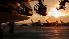 Siria, plataforma de despegue para el poder militar ruso ante EEUU