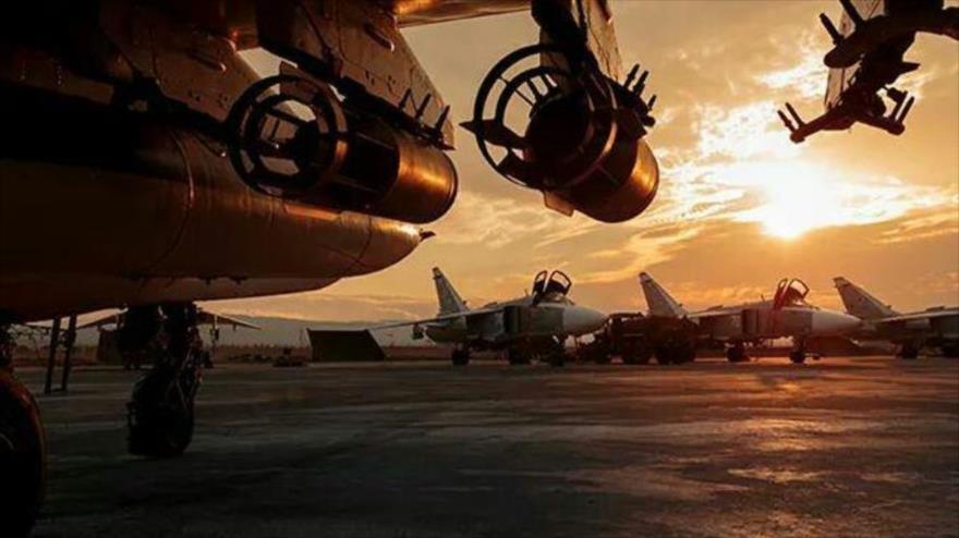 Siria, plataforma de despegue del desarrollo militar de Rusia ante EEUU