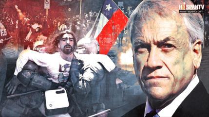 Protestas en Chile: un gobierno ciego, sordo, inepto e incompetente