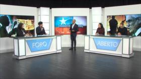 Foro Abierto: Chile; descontento, violencia y militarización