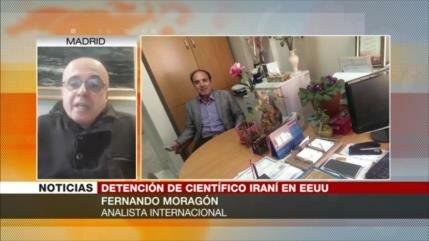 """""""EEUU busca agravar presiones a Irán deteniendo a su científico"""""""