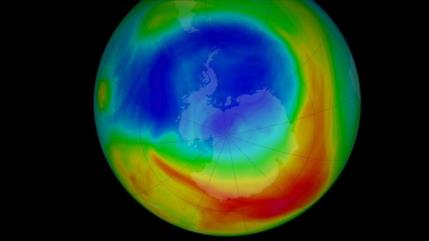 Vídeo: Agujero de la capa de ozono alcanza su tamaño más pequeño