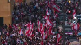 Tensiones Irán-EEUU. Protestas en El Líbano. Acuerdo del Brexit