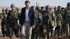 Al-Asad está listo para patrullar con Rusia la frontera con Turquía