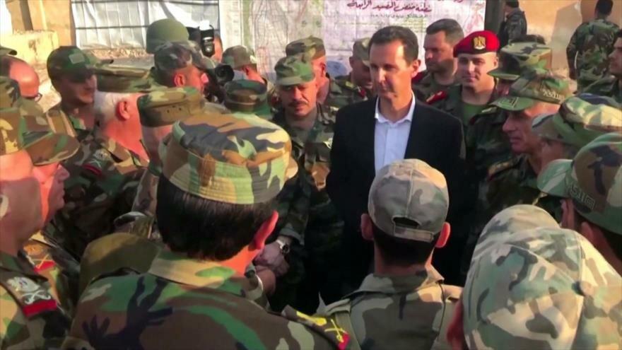 Conflicto en Siria. Acuerdo del Brexit. Protestas en Chile