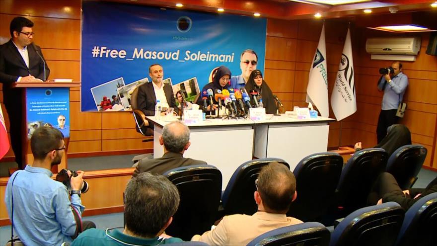 Condenan el arresto del científico iraní por EEUU