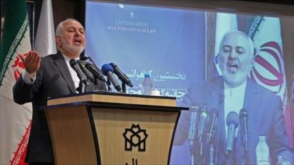 Zarif: EEUU amenaza seriamente el multilateralismo