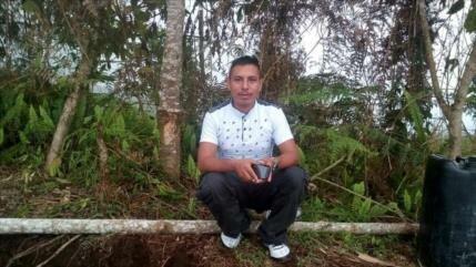 Asesinan a excombatiente de las FARC en Colombia