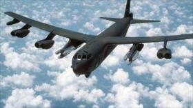 Rusia intercepta un bombardero B-52 de EEUU cerca de su frontera