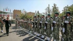 Preparación militar de las fuerzas especiales de Irán