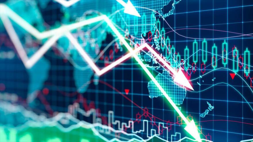 El Fondo Monetario Internacional recorta a 3.0 % sus previsiones de crecimiento de la economía mundial de octubre.