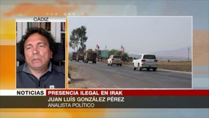 """""""EEUU ya no podrá volver a jugar la carta de Daesh en Irak"""""""