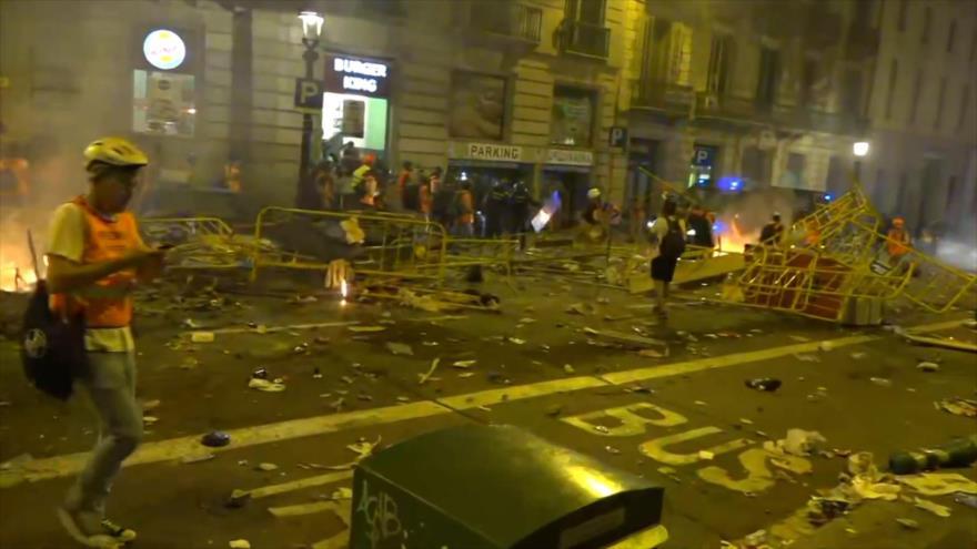 Advierten sobre malos impactos de crisis catalana en inversiones