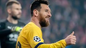 Hazaña de Messi; 15 años seguidos anotando en Liga de Campeones