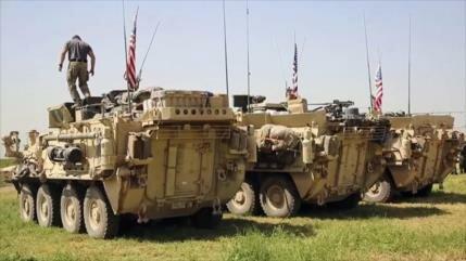 Rusia urge a EEUU a acabar con la ocupación del sur de Siria