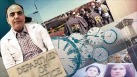 10 Minutos: Presos políticos en EEUU