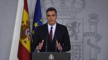 Sánchez: España pone fin a una era con la exhumación de Franco