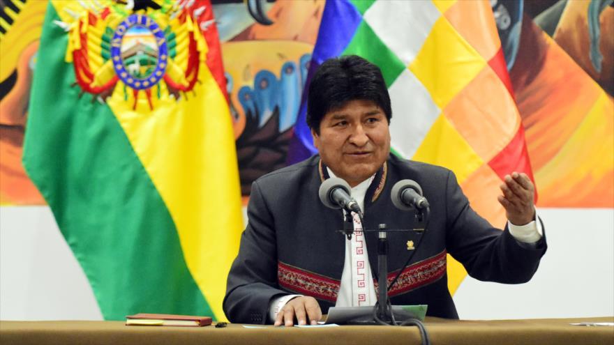 Morales asegura que ha ganado las elecciones en primera vuelta | HISPANTV