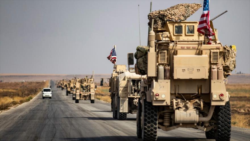 Kremlin ve 'ilegal' la presencia militar de EEUU en toda Siria   HISPANTV
