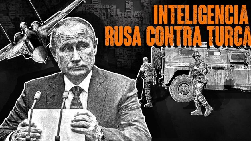 Detrás de la Razón: Turquía sienta a Rusia y EEUU para controlar una parte de Siria