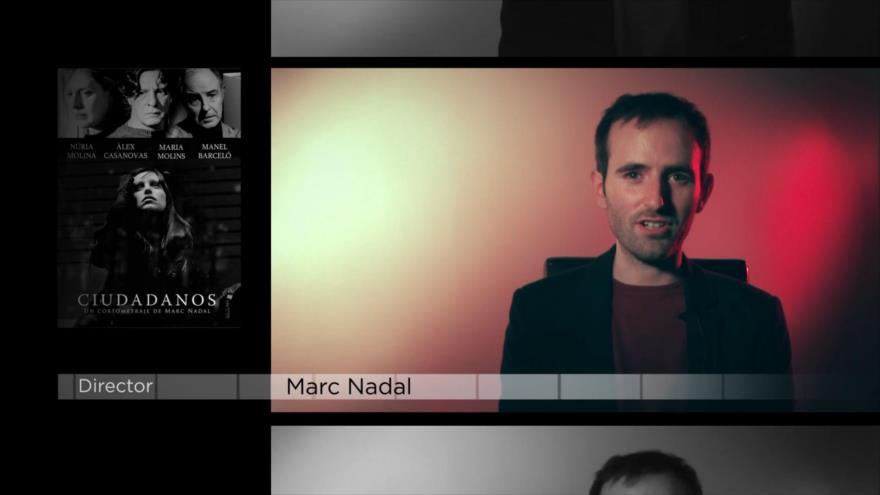 """Blanco: """"Ciudadanos"""" dirigido por Marc Nadal"""